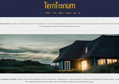 Territorium - Energy Production - Homepage Desktop