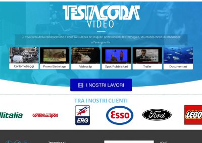 Testacoda - Multimedia Production - Video Production Portfolio