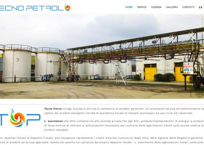 Tecnopetrol - Fuel Production - Homepage