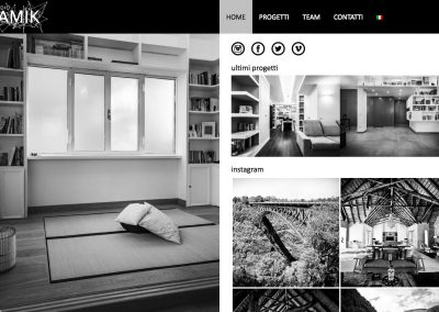 Architecture Studio Homepage