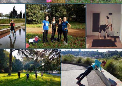 Personal Trainer Website - gallery